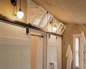 پنجره یو پی وی سی کلنگی در حمام