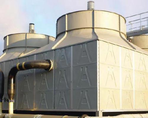 بدنه کولینگ تاور از نقش اساسی در کارکرد کولینگ تاور دارد. بدنه برج خنک کن فایبر گلاس سه نقش اساسی را ایفا می کند. اول جلوگیری از هدر رفت آب جلوگیری کرد دوما جریان هوا را کنترل می کند و سوما نگهدارنده اجزای کولینگ تاور است