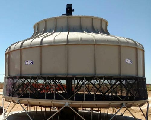 برج خنک کننده فایبر گلاس در سیستم های سرمایشی ساختمان نقش اساسی دارد و با تبخیر آب ایجاد برودت می کند.