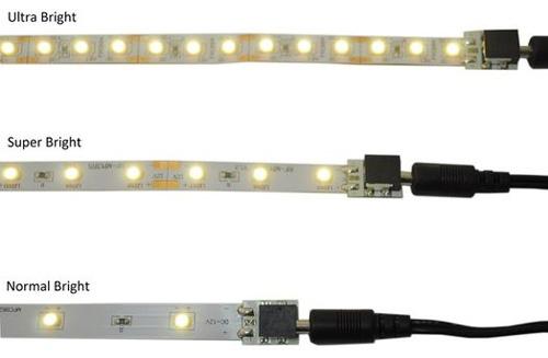 انواع لامپ اس ام دی نواری یا نواری SMD
