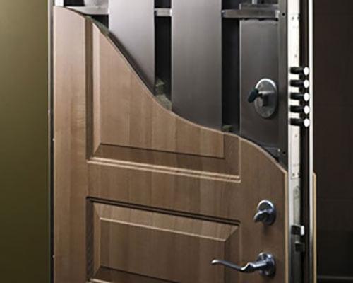 جزییات اجزای تشکیل دهنده درب ضد سرقت و ورق فولادی