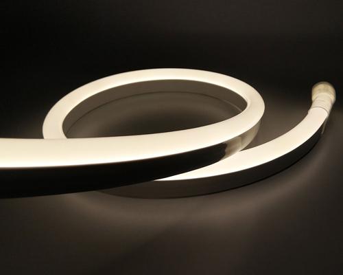 ریسه های فلکسی با پوشش دیفیوزر نئون برای پخش نور بهتر