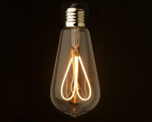 لامپ ادیسونی فیلامنتی 8 وات دکوراتیو