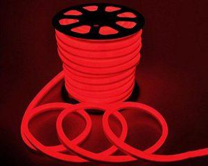 لامپ اس ام دی نواری نئون فلکسی قرمز