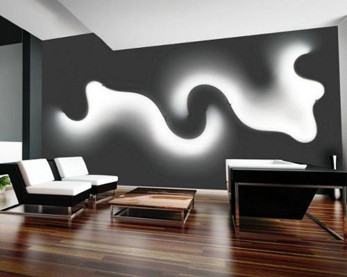 کاربرد لامپ ال ای دی نواری در نورپردازی داخلی و نور مخفی