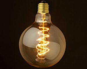 لامپ ال ای دی حبابی یا رشته ای ال ای دی بزرگ با لومن نوری زیاد