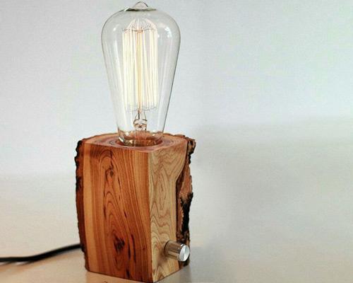لامپ ال ای دی زیبا و هنری رومیزی