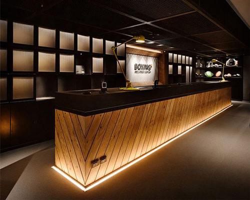 کاربرد های انواع وال واشر ال ای دی در نورپردازی رستوران های خاص