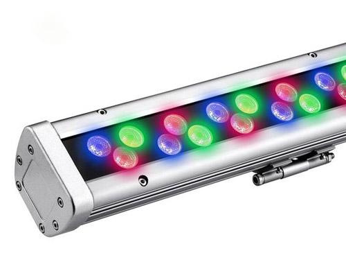 ال ای دی وال واشر در نورپردازی نما کاربرد دارد