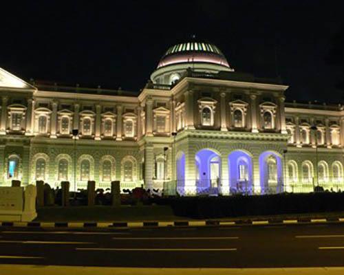 وال واشر استفاده شده در ساختمان های مجلل و ساختمان سفید
