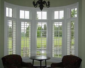 ایجاد فضایی گرد با استفاده از پنجره کمانی