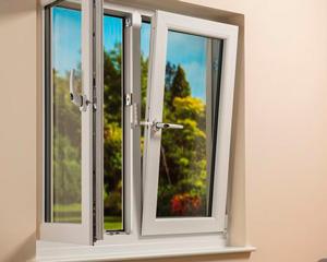 ایجاد دو حالت بازشو برای پنجره با استفاده از یراق آلات خاص