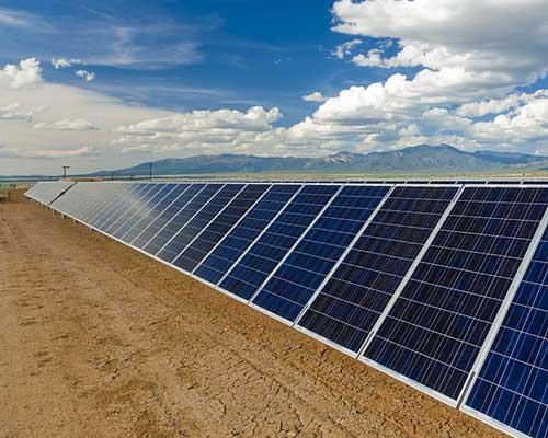 تولید برق خورشیدی فتوولتائیک