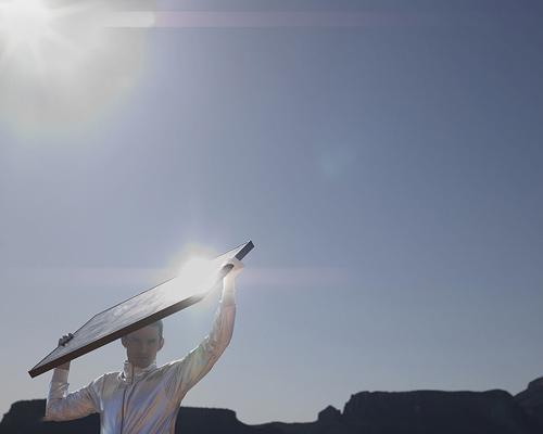 پنل فتوولتاویک خورشیدی