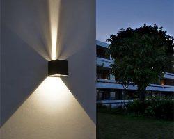 پروژکتوروال واشر و لامپ وال واشر ال ای دی در نورپردازی