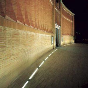چراغ وال واشر نورپردازی