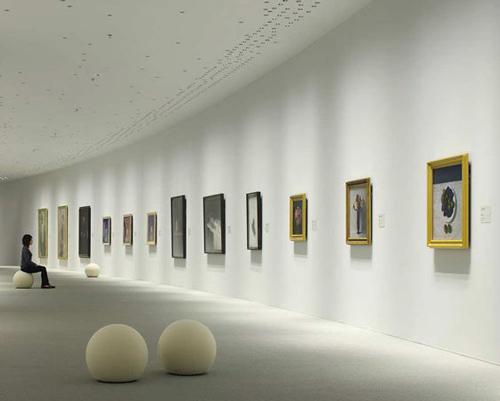 کاربرد وال واشر های ال ای دی در نورپردازی گالری ها و موزه ها و نمایشگاه های خاص و هنری