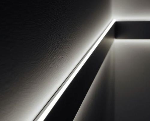 زیبایی نورپردازی داخلی با لامپ های وال واشر SMD