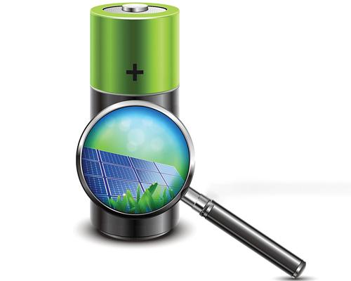 باتری های بهینه خورشیدی