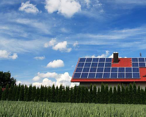 تسهیلات احداث نیروگاه برق خورشیدی خانگی