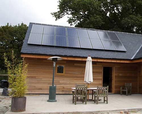 پنل خورشیدی 220 ولت خانگی