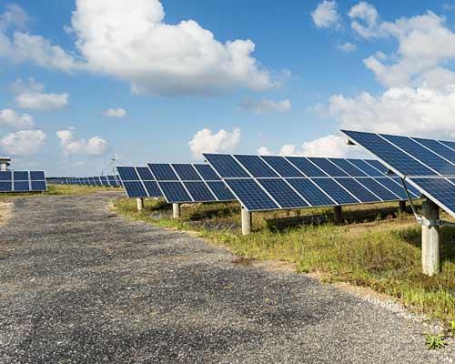 طرح توجیهی نیروگاه برق خورشیدی