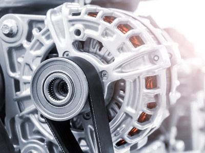 موتور برق و ژنراتور برق گاز سوز با سوخت ترکیبی