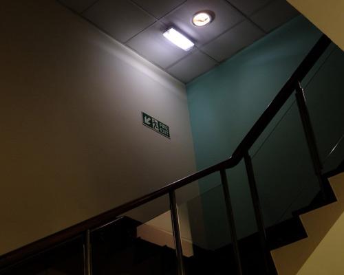 سیستم روشنایی اضطراری