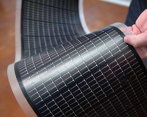 سلول های خورشیدی فیلم نازک