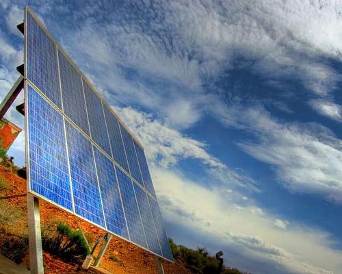نیروگاه خورشیدی متصل به شبکه