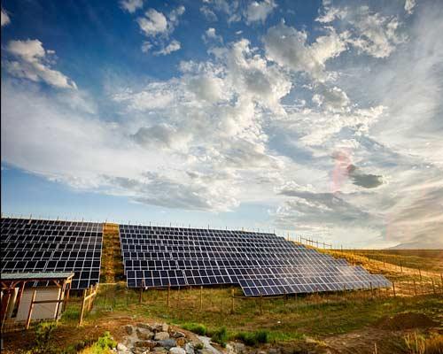 تولید برق در خانه