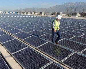 هزینه احداث پنل های خورشیدی در سطح مگاواتی