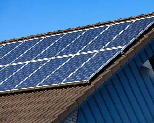 هزینه احداث نیروگاه خورشیدی خانگی