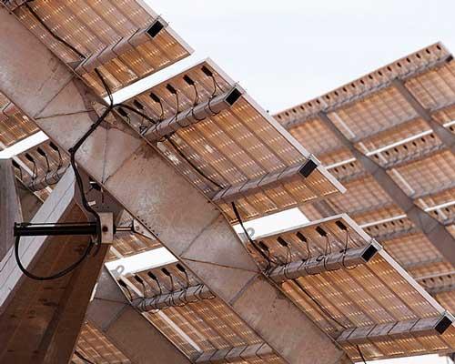 پایه پنل های خورشیدی 220 ولت