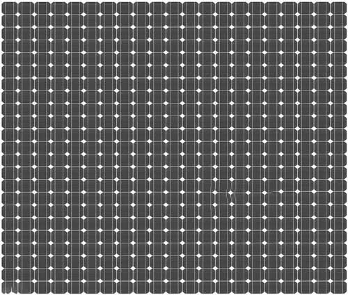 پنل خورشیدی سلولی