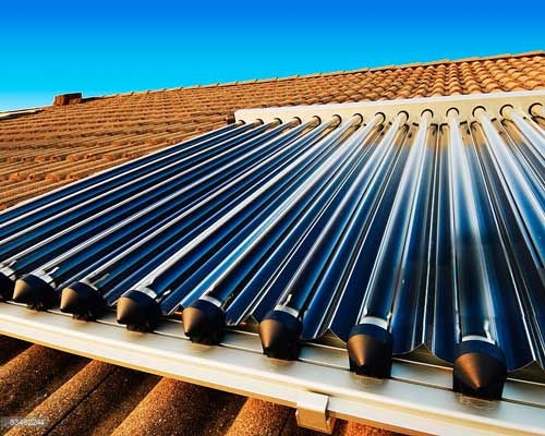 کلکتور خورشیدی برای سیستم تهویه مطبوع خورشیدی