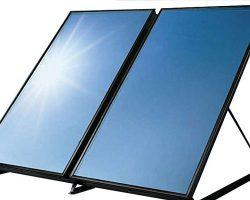کلکتور های خورشیدی صفحه تخت