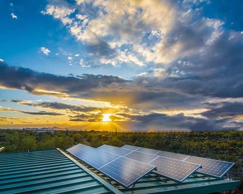 سیستم خورشیدی مناسب باغ یا ویلا در خارن از شبکه سراسری