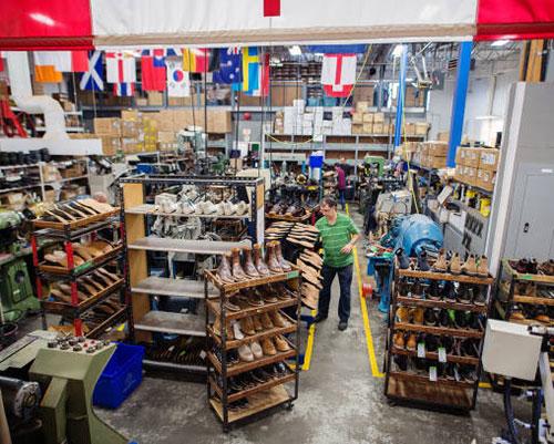 ضوابط اطفا حریق اماکن با خطر معمولی کارخانه کفش