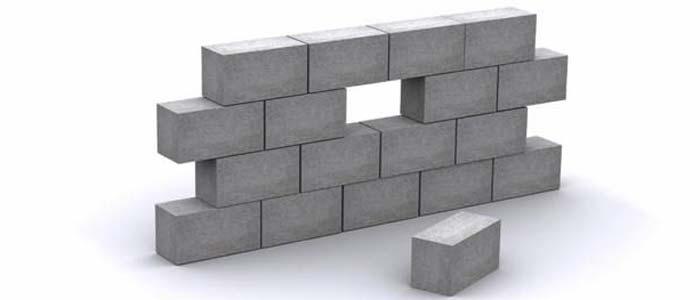 بلوک بتنی اتوکلاو شده یا بلوک AAC
