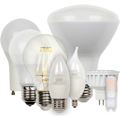LED حبابی