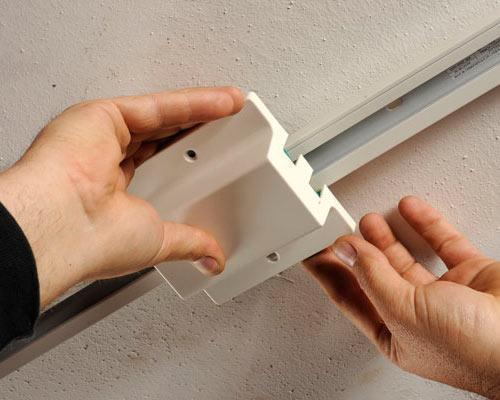 نصب چراغ ریلی در فروشگاه ها