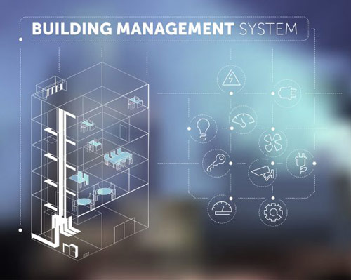 مدیریت سیستم هوشمند سازی ساختمان