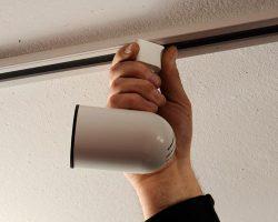 چراغ ریلی و مراحل نصب چراغ در ریل های نواری