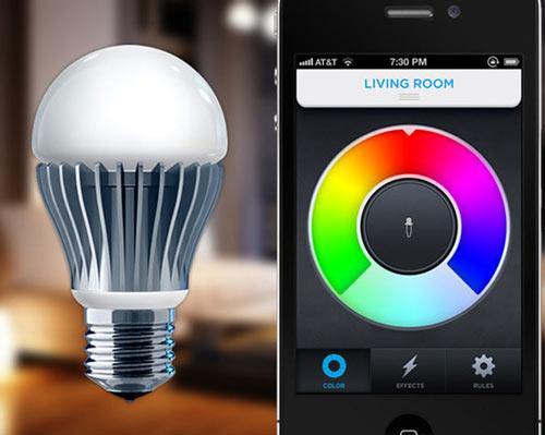 کنترل روشنایی خانه با هوشمند سازی