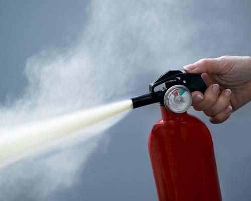 کپسول سیستم اطفا حريق