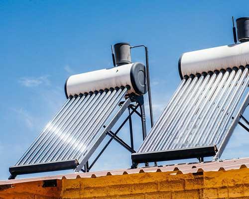 سیستم آبگرمکن خورشیدی