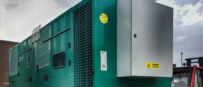 تولید برق با ژنراتور دیزل