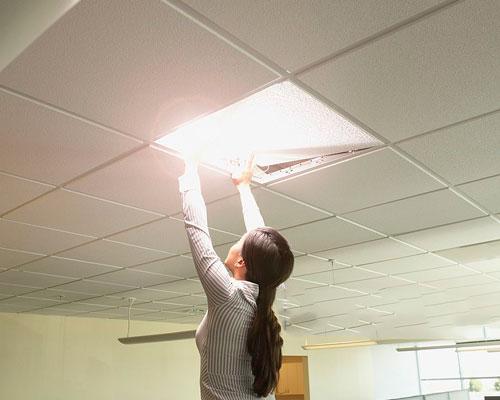 روش نصب سقف کاذب کناف