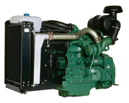 دیزل موتور ولوو پنتا ساخت آلمان